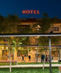 HOTEL RESTAURANTE NUEVA COLINA