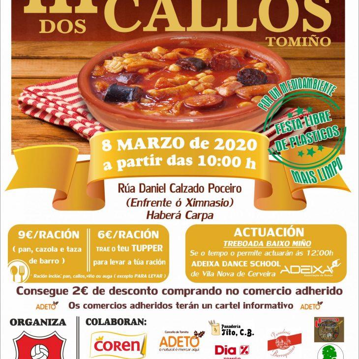 III FESTA DOS CALLOS
