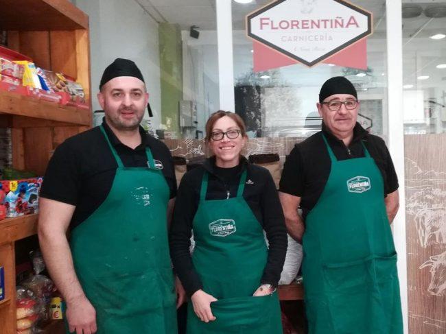 Entroido en Carnicería Florentiña