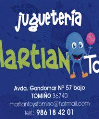 JUGUETERÍA MARTIAN TOYS