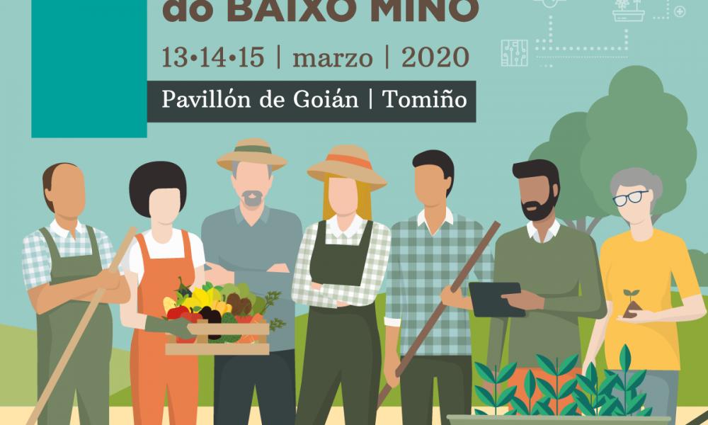 MOSTRA DE CULTIVOS DO BAIXO MIÑO