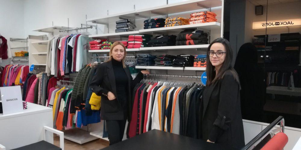 "Rebaixas en Rodríguez ""The brand store"""