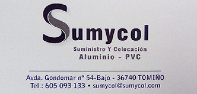 SUMYCOL CARPINTERÍA DE ALUMINIO