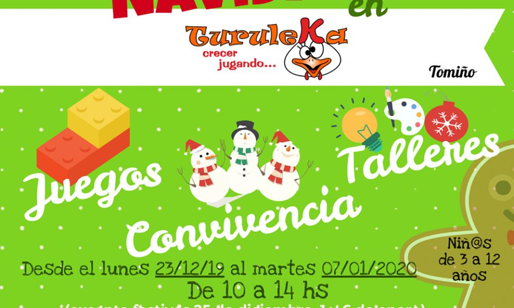 Campamento Nadal Turuleka